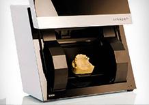 Сканирование модели зуба