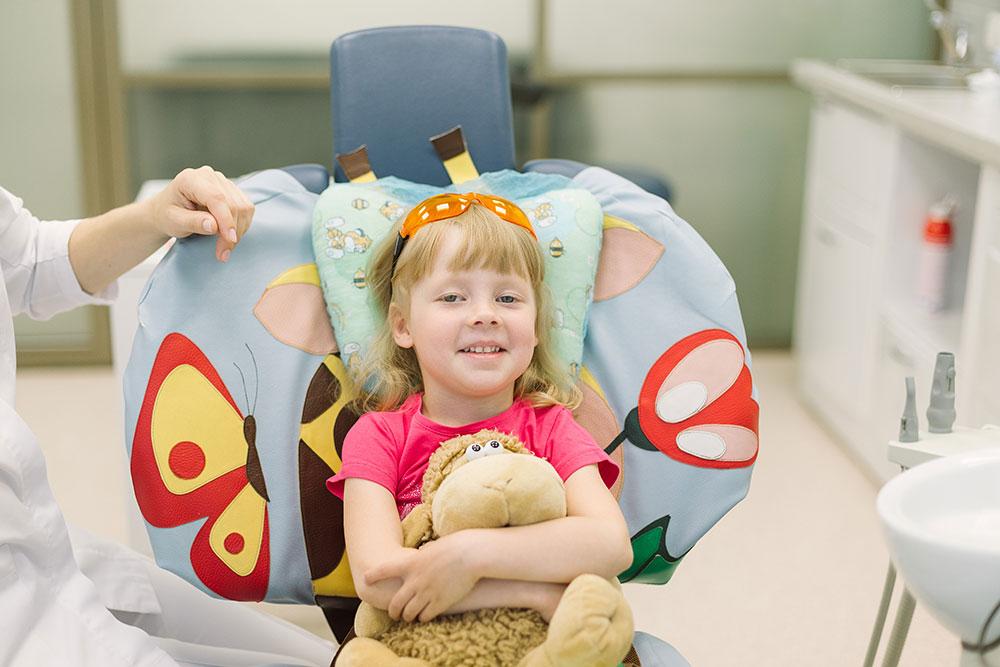 Профилактика заболеваний зубов и десен у детей